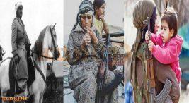 Kürtlerde At ve Silah