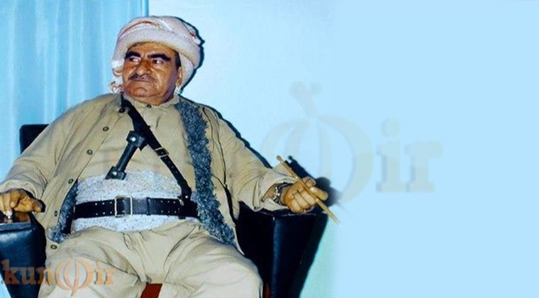 Molla Mustafa Barzani Kerkük