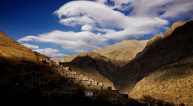 Palangan Köyü İran