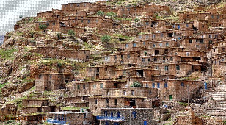 İran Köyleri Palangan