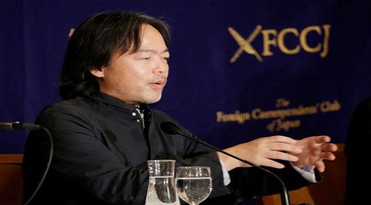 Japon Gazeteci Kosuke Tsuneoka