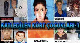 Katledilen Kürt Çocukları