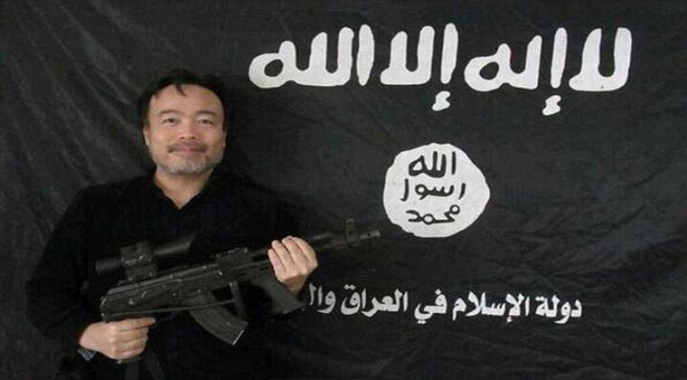 Kosuke Tsuneoka Kurdistan isid