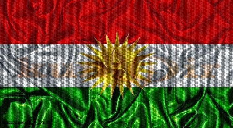 Kurdistan bayrağı