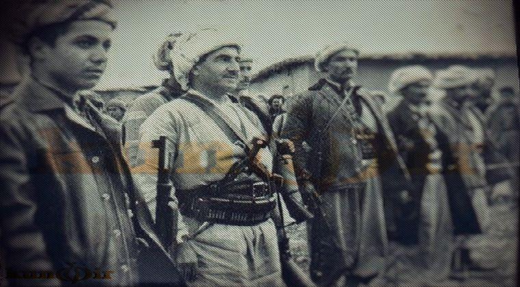 Mesud Barzani Babası