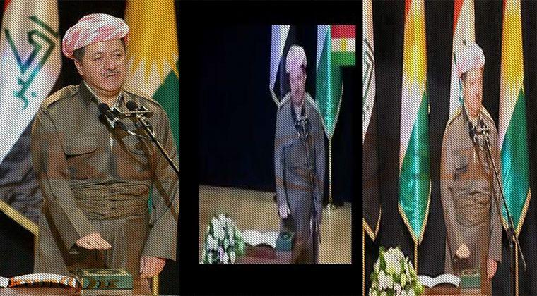 Mesut Barzani Kuran