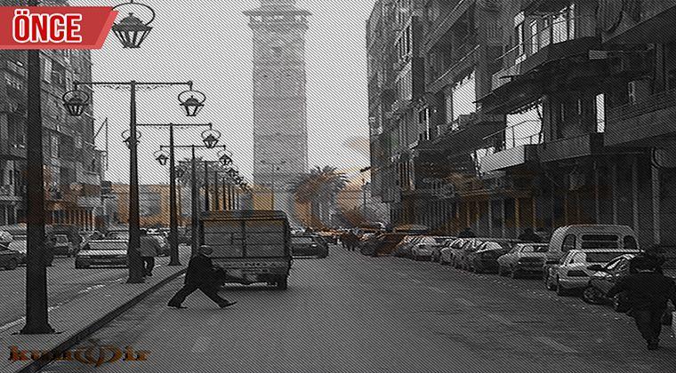 Halep saldırısı
