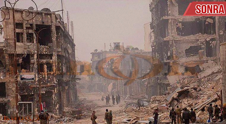 Suriye Savaşı Görüntüleri2