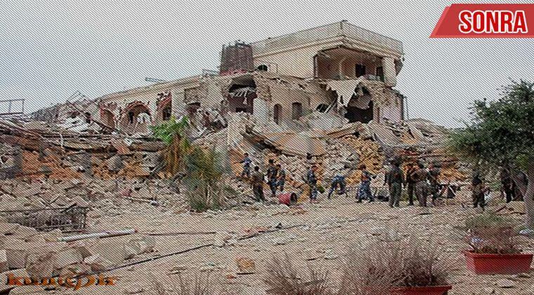 Suriye Savaşı Görüntüsü2