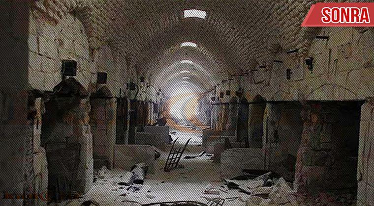 Suriye yıkımı