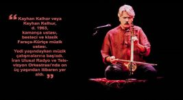 Kürtçe Sanatçısına En İyi Dünya Müziği Albümü