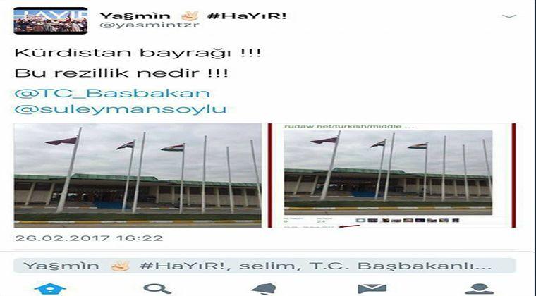Kürdistan Bayrağını Sevenler
