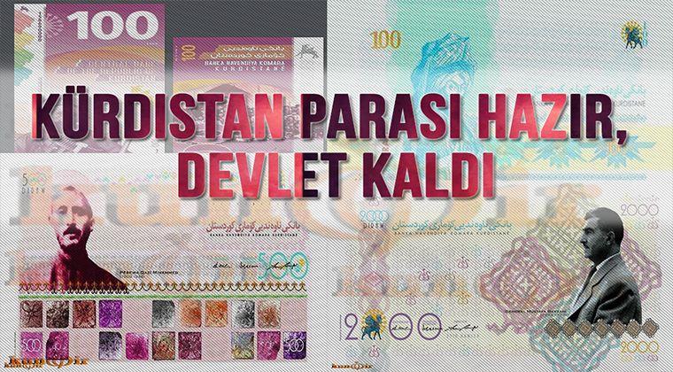 Kürdistan Devletinin Basılan Paraları