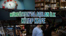 Kürdistanda Açılan İlk Kitap Kafe