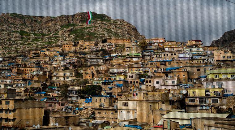 Kürdistandaki newroz görüntüleri