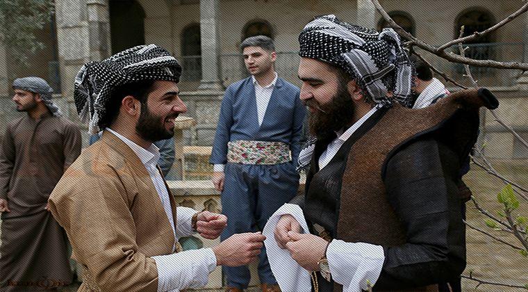 Kürt kıyafetleri