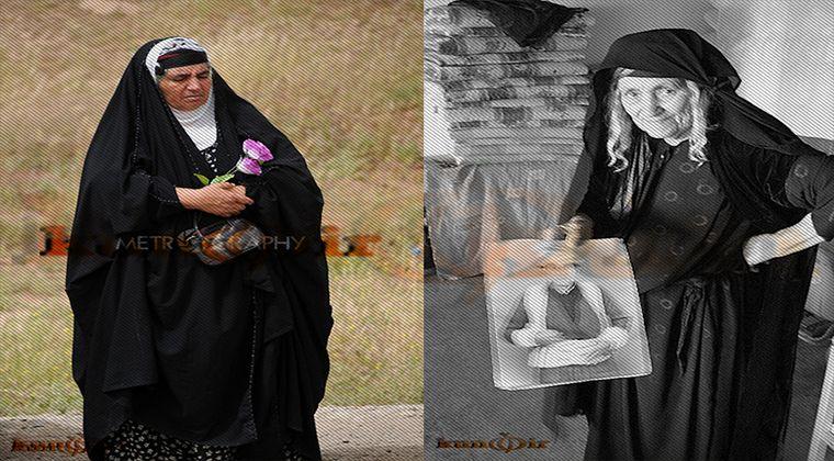 Enfal Katliamı kadınları