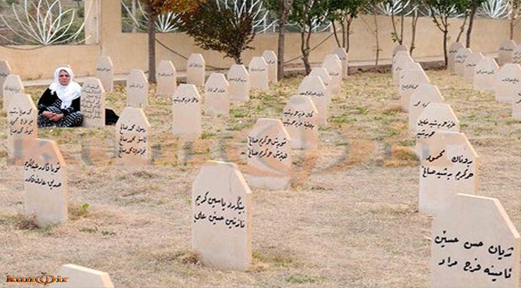 Enfal Mezarlık