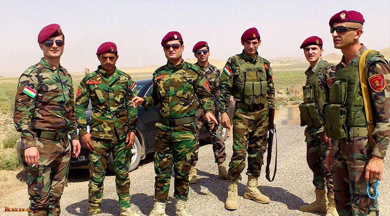 Kürt ordusu
