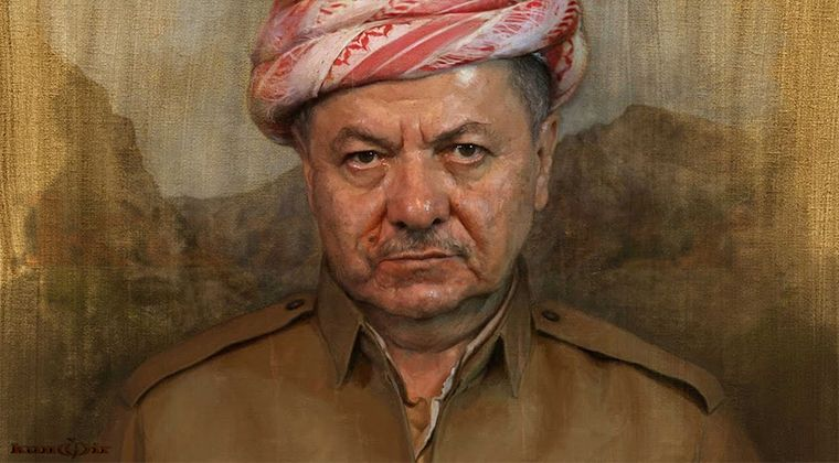 Mesud Barzani Enfal