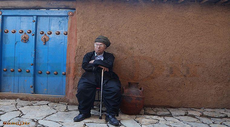Yaşlı Kürt resimleri
