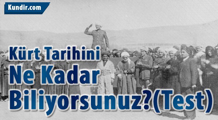 Kürt Tarihi Soruları