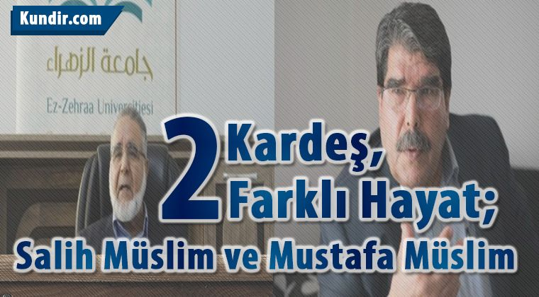 Salih Müslim ve Mustafa Müslim