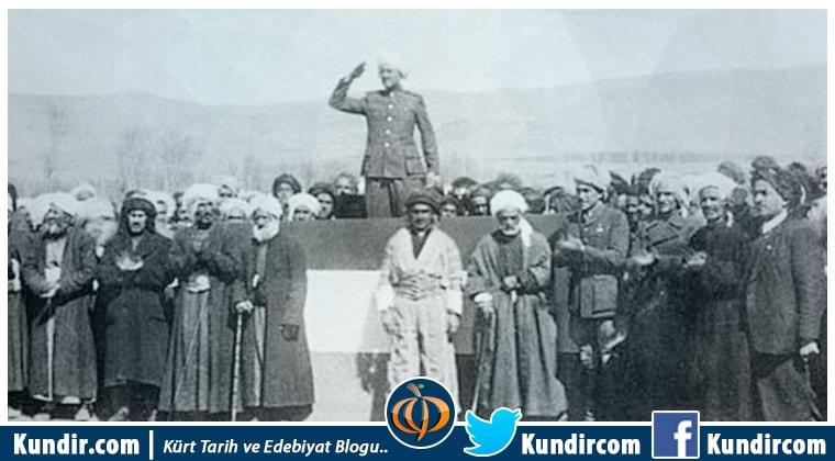 Kürdistan Devleti'nin Kuruluşu