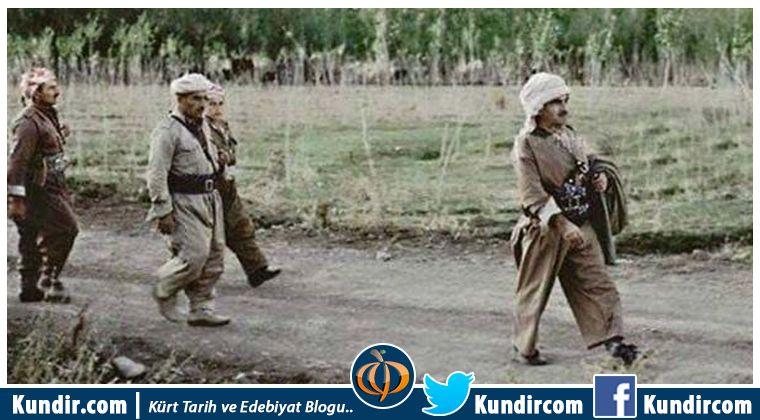 Molla Mustafa Barzani Kimdir