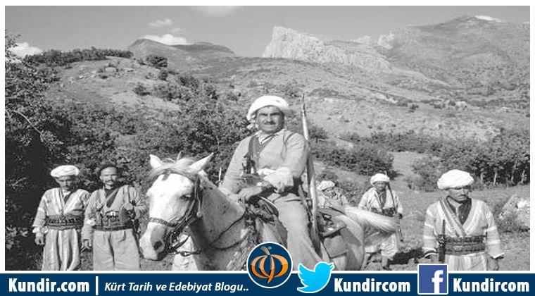Molla Mustafa Barzani Mücadelesi