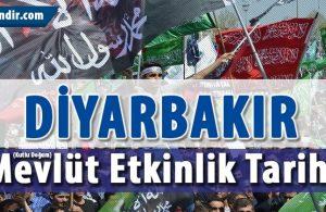 Diyarbakır Mevlüt Miting Etkinlik Tarihi 2018