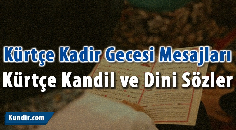 Kürtçe Dini Sözler