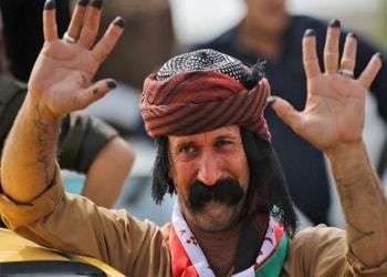 Kürtlerin Oy Sayısı