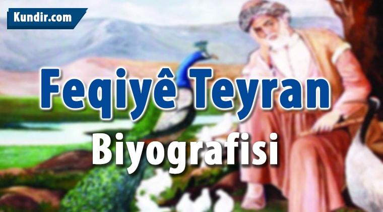Feqiye Teyran Şiirleri