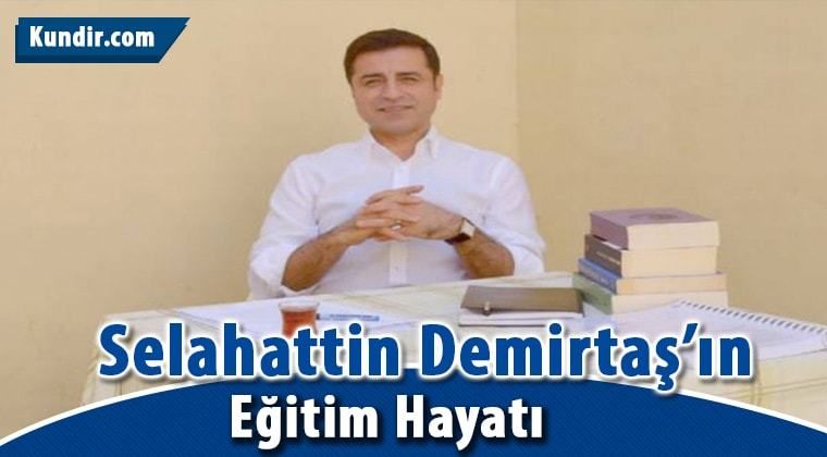 Selahattin Demirtaş'ın Diploması