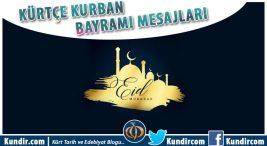 Kürtçe Kurban Bayramı Sözleri