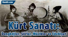 Kürt Sanatı: Şiirler