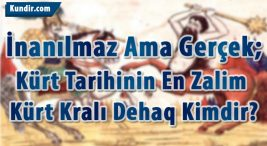 Demirci Kawa ve Kral Dehaq