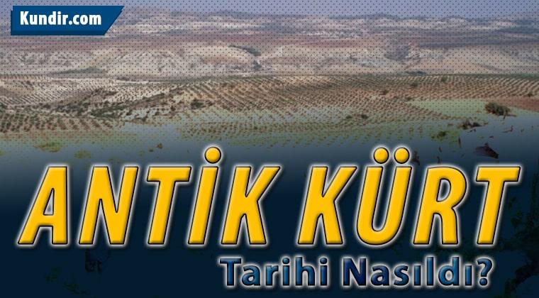 Antik Kürt Tarihi Hakkında Bilgiler