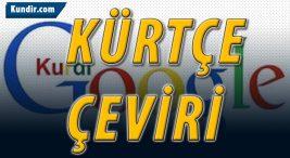 Kürtçe Türkçe Çeviri Cümlesi