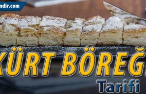 Kürt Böreği Tarifi