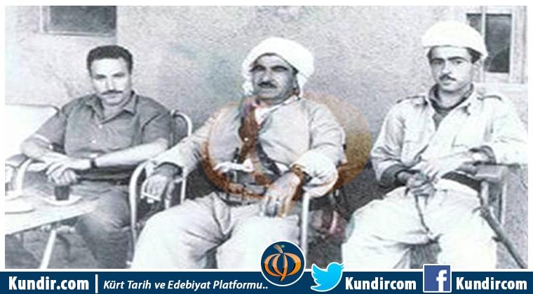 Mustafa Barzani Ölümü